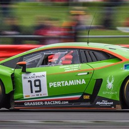 Beretta passa all'Endurance  Correrà il Trofeo Blancpain