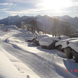 Escursionista disperso all'Alpe Giumello  Ritrovato a mezzanotte, è salvo