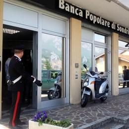 Rapina alla Banca Popolare di Sondrio  Tutti condannati i quattro accusati