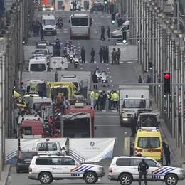 BRUXELLES: 31 I MORTI   « ITALIANI TRA GLI OLTRE 200 FERITI»  L'ISIS RIVENDICA GLI ATTENTATI  OGGI LE TESTIMONIANZE  SU LA PROVINCIA IN EDICOLA