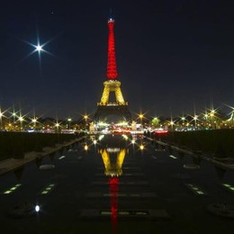 Tour Eiffel: niente colori del Pakistan  La protesta corre su Twitter