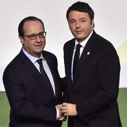 Italia-Francia, zona rossa a s.Marco
