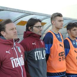 Domani Lecco si tingerà d'azzurro  L'Italia Under 18 sfida la Svizzera
