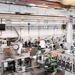 Famiglia e fabbrica  Lecco, Omet premiata