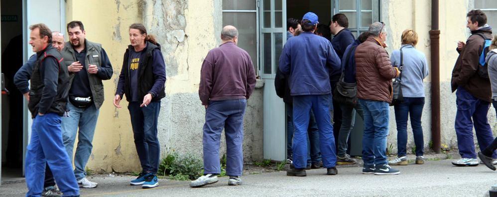 La crisi del Tubettificio europeo  Si cerca la strada del rilancio