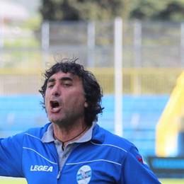 Lecco, De Paola suona la carica   «Daremo l'anima per vincere»