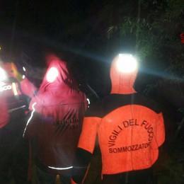 Forti piogge, salvate 8 persone da vvf