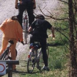 In bici sul monte Barro  Approvate regole più severe