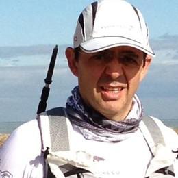 Giuliani sfida ancora il deserto  Al via della Marathon des sables