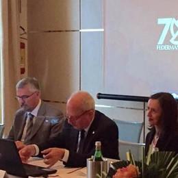 L'assemblea Federmanager   Premiati sei ex dirigenti
