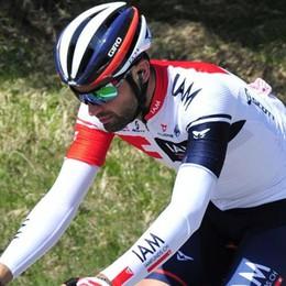 Matteo Pelucchi debilitato  dice addio al Giro d'Italia
