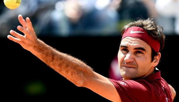Roland Garros, Federer rinuncia