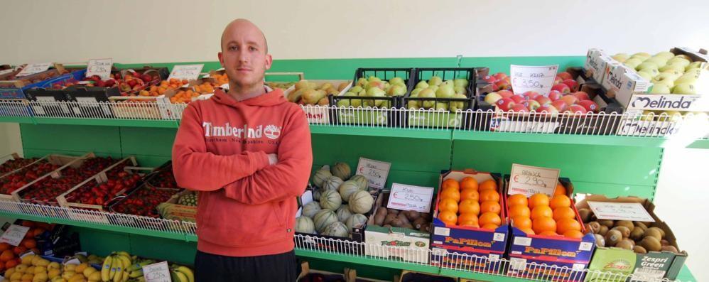 """Torna l'ortofrutta in centro città  Emanuele lancia """"Tutti Frutti"""""""