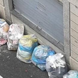 Sciopero Silea, nessun avviso  città invasa dai rifiuti