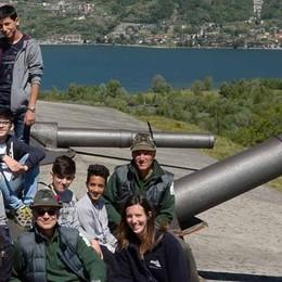 Montecchio, i cannoni   tornano a girare
