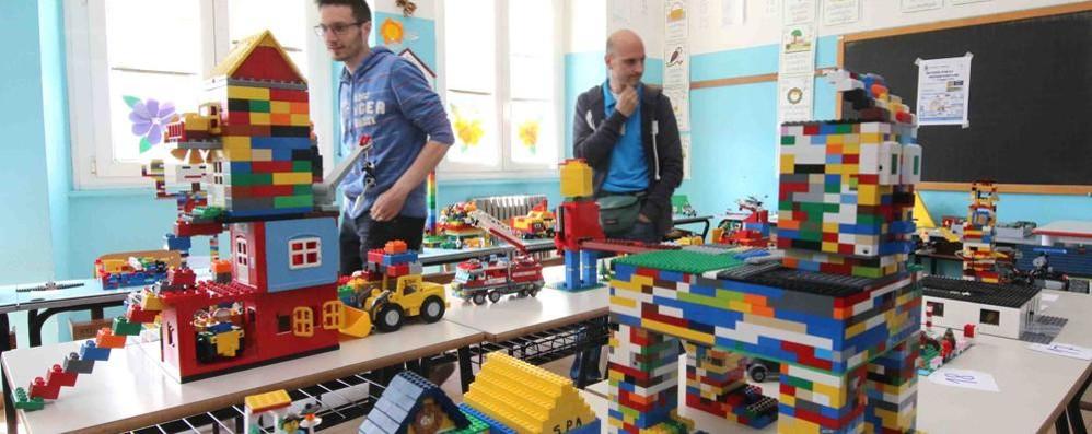 Lego, dolce mania: duemila visitatori  in due soli giorni