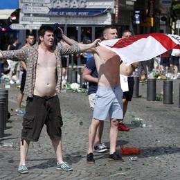 Euro 2016: Marsiglia, 31 feriti