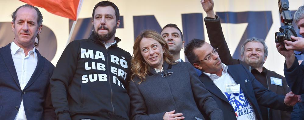 Da Matteo Salvini al premier Renzi  Cordoglio della politica per Buonanno