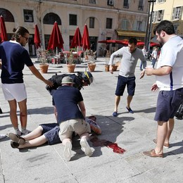 Euro: condannati primi tifosi inglesi