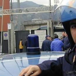 Lanciò bottiglietta d'acqua  dopo Modena-Como  Stadio vietato 5 anni