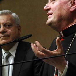 Lecco. Monsignor Cecchin  «Il dolore innocente, tante domande»