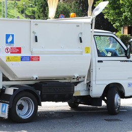 Como: oggi sciopero  Raccolta rifiuti a rischio