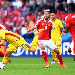 Euro 2016: Romania-Svizzera 1-1