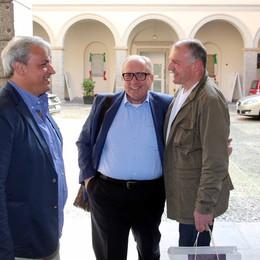Calcio Lecco, si vende  Meregalli: «Accordo a un passo»