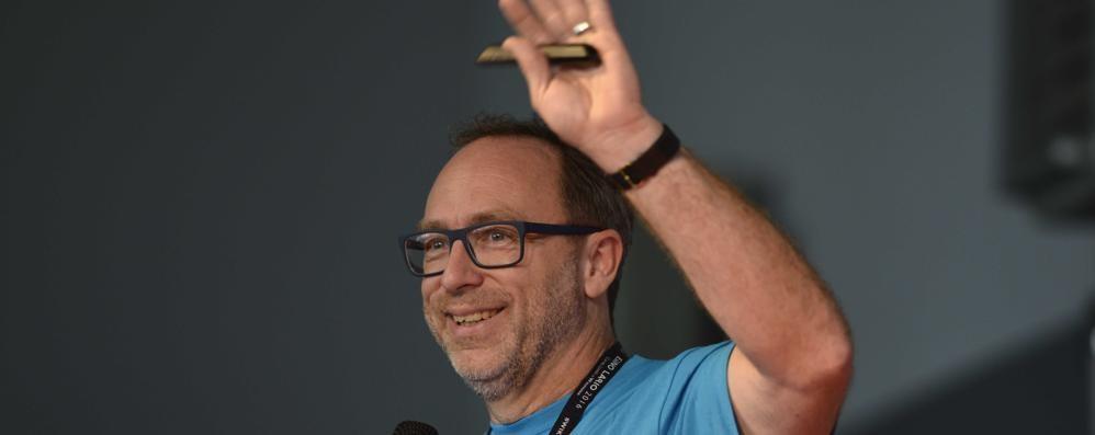 Jimmy Wales galvanizza Wikimania  È sua la chiave del cambiamento
