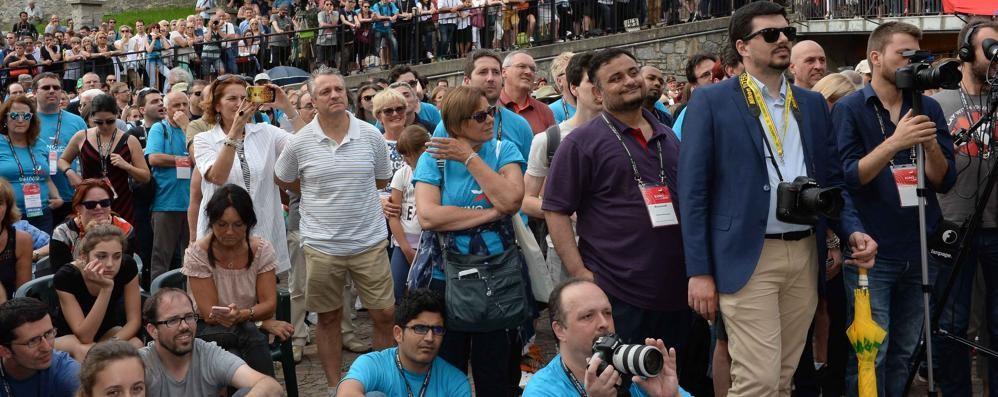 Il bilancio di Wikimania a Esino   Oltre 1200 presenze, di 70 nazioni