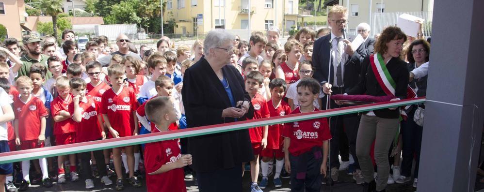 Nuovo stadio Idealità  Una festa per La Valletta