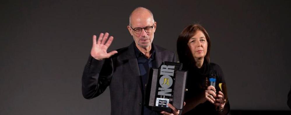 Il festival del Noir a Como  Con Salvatores e Dario Argento