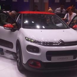 Nuova Citroën C3 Il futuro è giovane