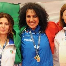 Campionati Master  Fustella d'oro, tre titoli