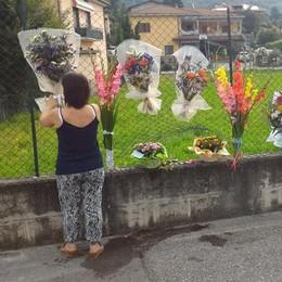 Monte Marenzo, all'oratorio per l'addio ai due amici