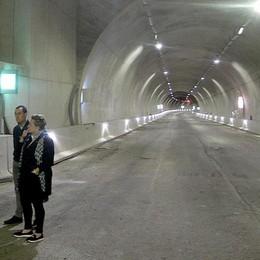 Pusiano, l'ultima promessa  «Il tunnel apre il 3 agosto»