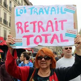 Francia,crescita zero in II trimestre