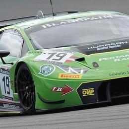 Beretta primo sul Nurburgring  «Volevo vincere per Michele»
