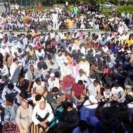«Collaborazione e rispetto reciproco»  Al Rio Torto la festa di fine Ramadan