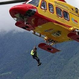 Tragedia sul Disgrazia, muoiono due alpinisti