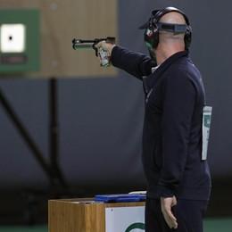 Rio: tiro, Giordano eliminato