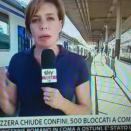 Il caso migranti: su Sky Tg24  l'ipotesi De Cristoforis