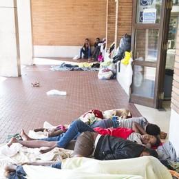 Emergenza migranti  Niente caserma  Resta solo  Sant'Abbondio