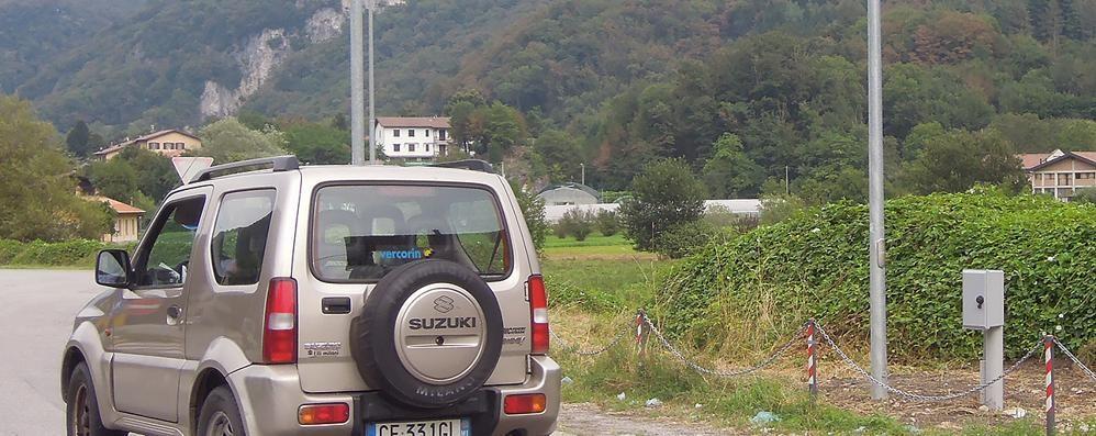 Valbrona con 16 telecamere  Contro ladri e furbi al volante