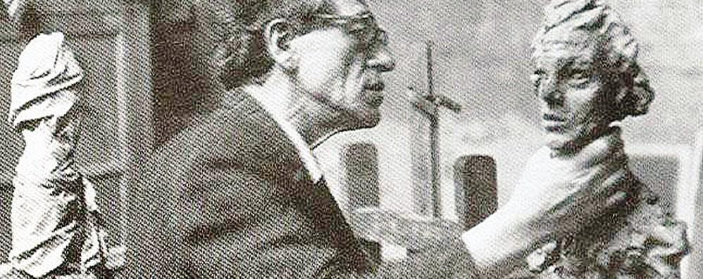 """""""L'uomo che voleva scomparire"""" apparirà  a Piuro, sul palco del Belfort"""
