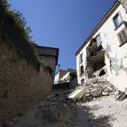 Pericolo dei terremoti  Qui il rischio più basso