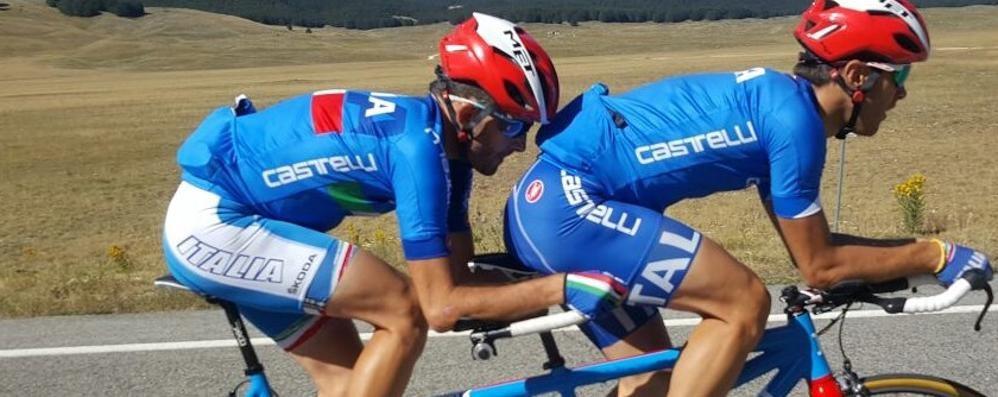 Panizza prepara la gara di Rio  «Medaglia alla nostra portata»