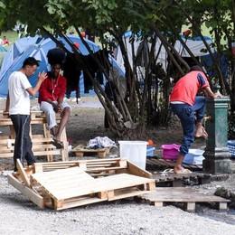 Tesserini, polizia e orari  Ecco come  funzionerà  il nuovo centro migranti