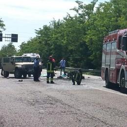 L'incidente mortale sulla Tangenziale  È tornato in libertà l'autista della jeep
