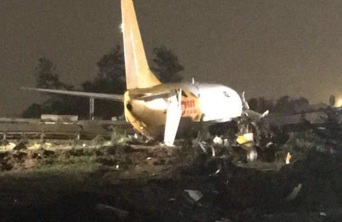 Orio al serio incidente aereo